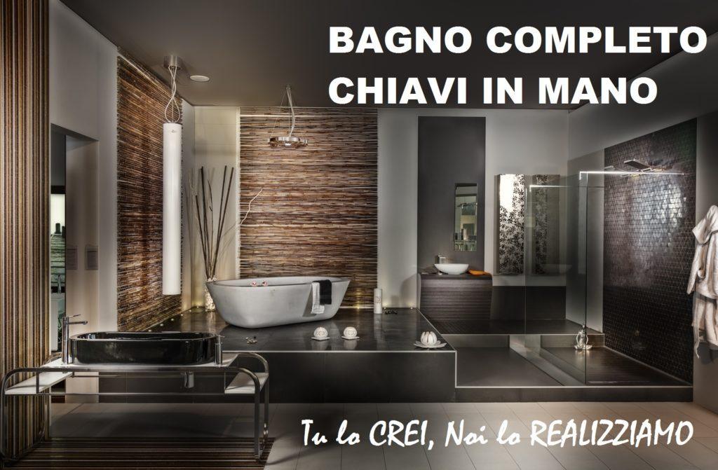 Bagno Completo Chiavi In Mano Sabia Design Center