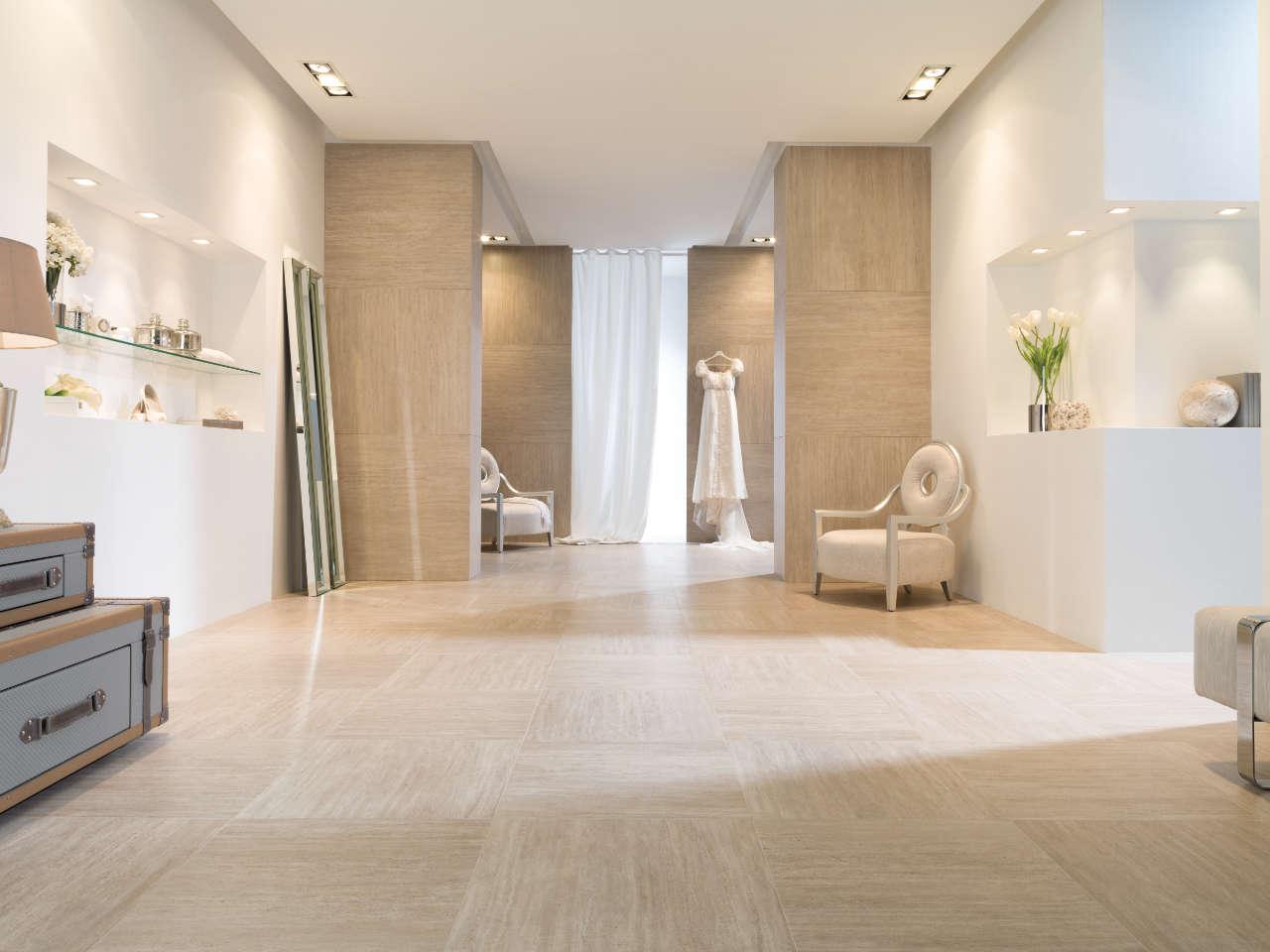 Rivestimenti grandi formati e spessori sottili sabia for Suelo imitacion marmol