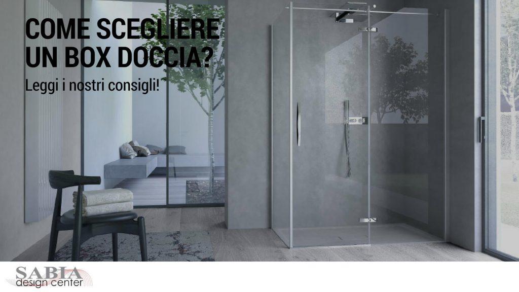 Quattro consigli su come scegliere un box doccia