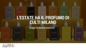 Scopri le diverse fragranze di Culti Milano