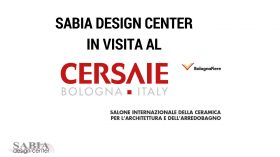 Anche noi di Sabia Design Center in visita al Cersaie 1017