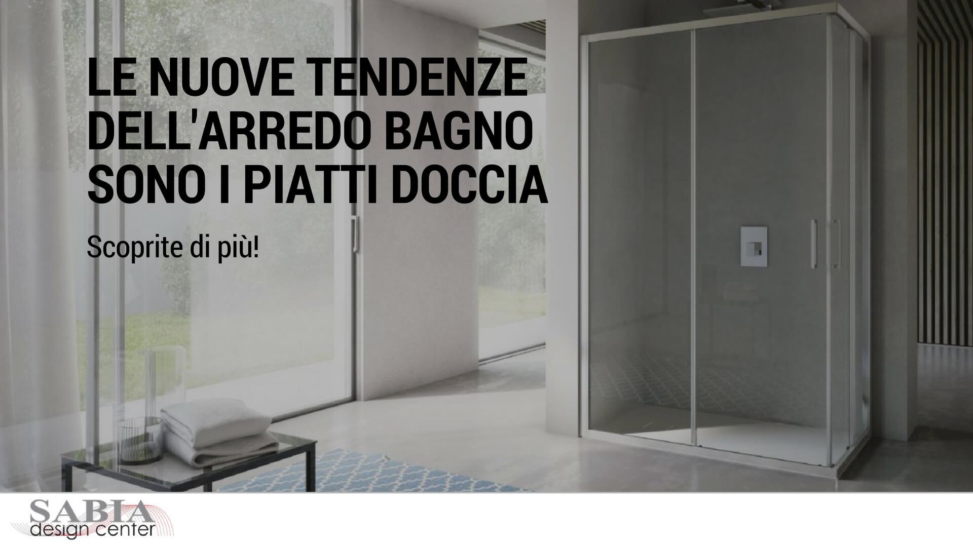 I piatti doccia mostrano le nuove tendenze di design nell for Nuove tendenze di casa