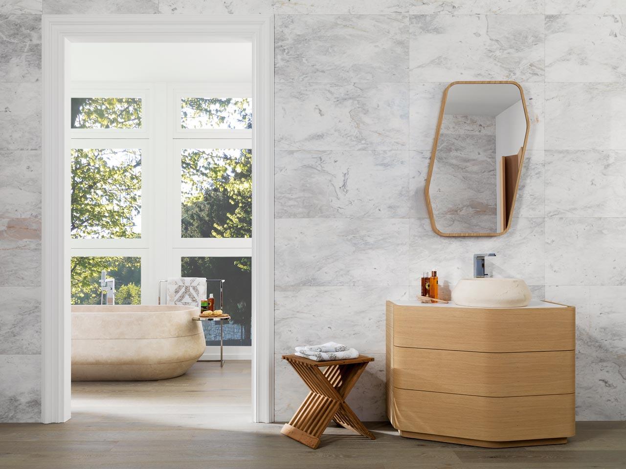 Pareti in pietra naturale le migliori idee per la casa for Log e pietra piani per la casa