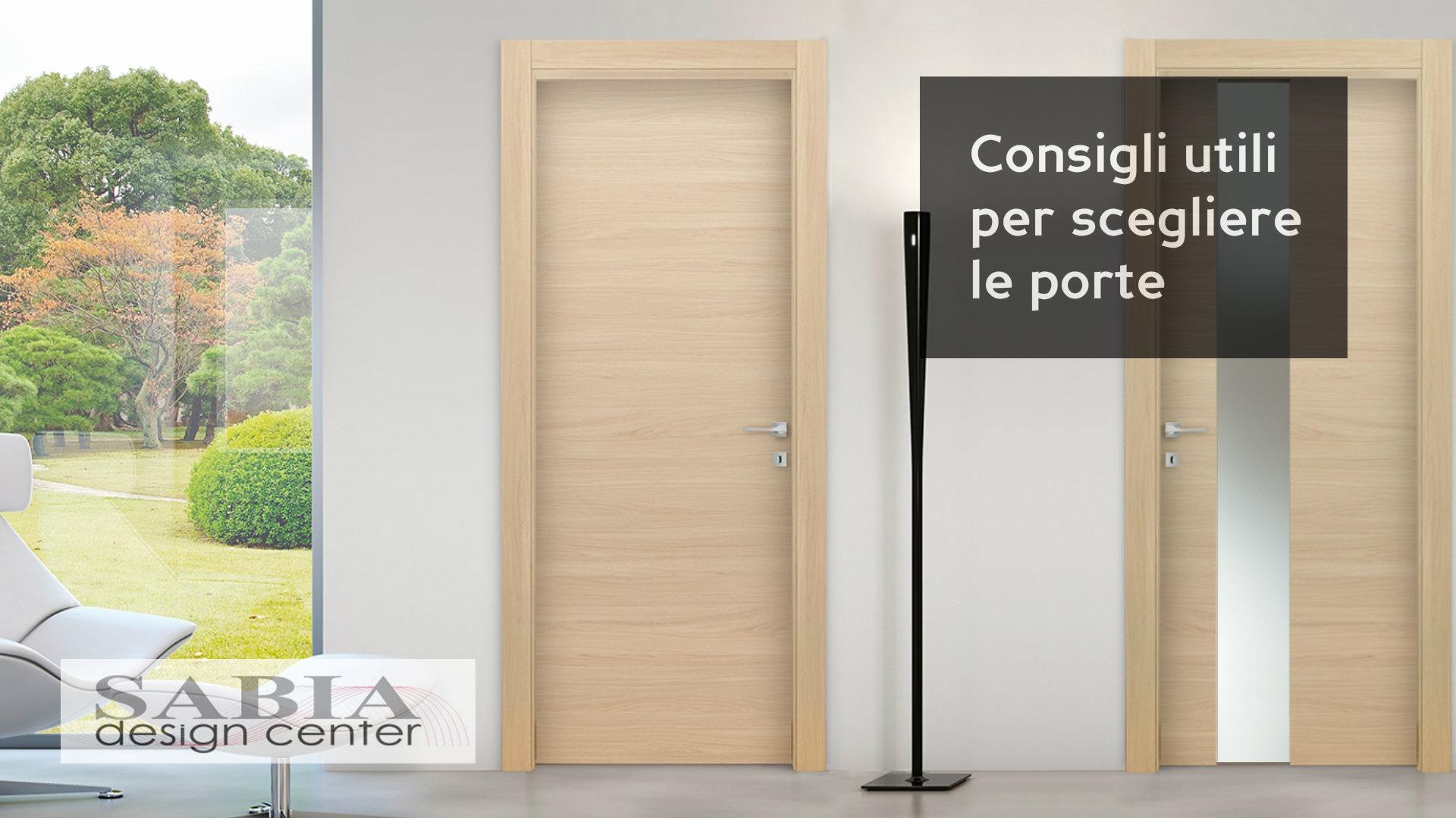 Come scegliere le porte di casa: idee e consigli utili - Sabia ...