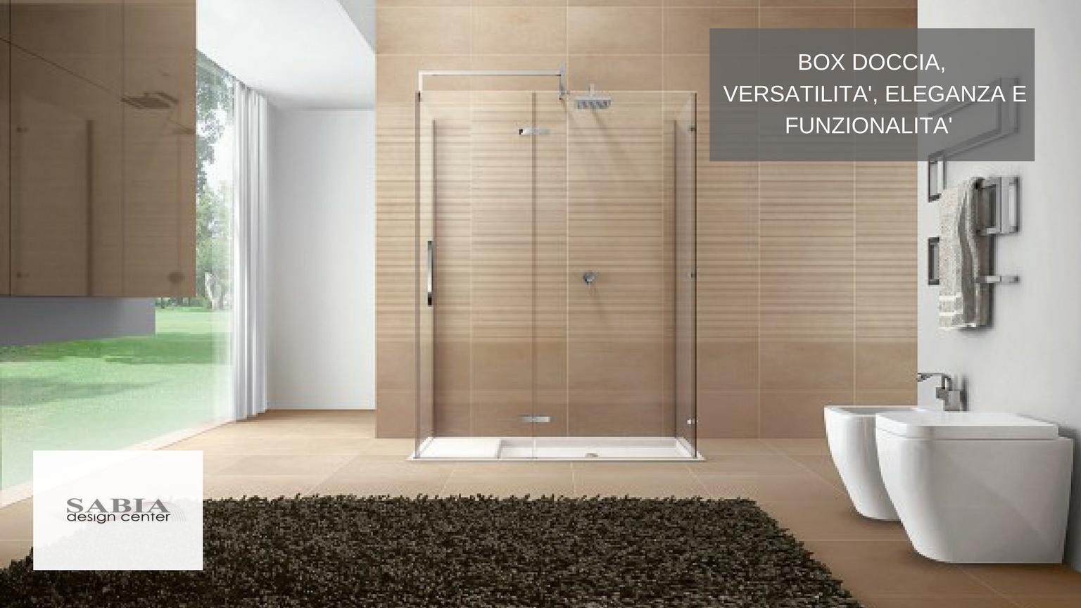 Box doccia di tendenza: personalizzazione e versatilità relax ed