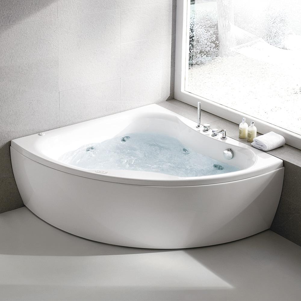 esempio vasca da bagno angolare