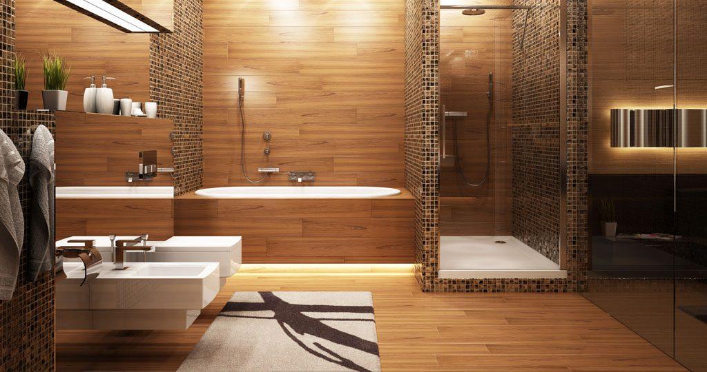 Bagno Legno Naturale : Il legno protagonista anche per l arredo bagno sabia design center