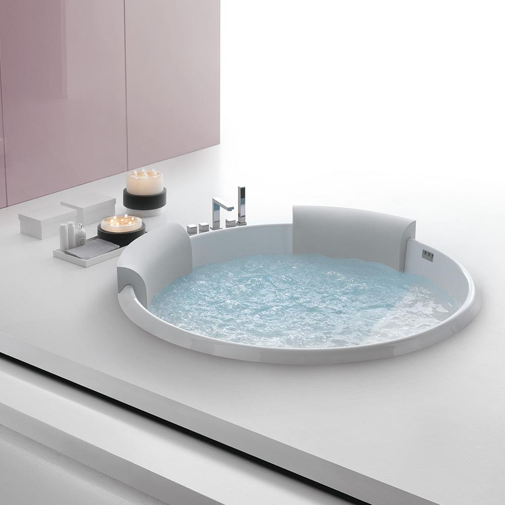 esempio vsca da bagno idromassaggio incassata