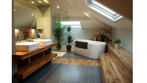 Bagno in mansarda come ottimizzare gli spazi sabia design center