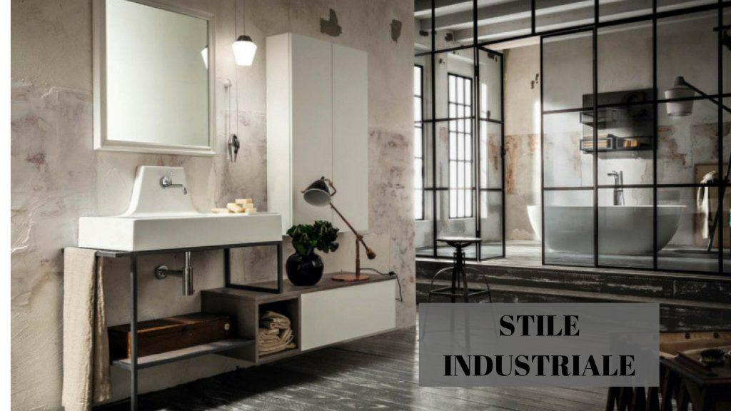 spesso Stile industriale: il fascino newyorkese nel tuo bagno - Sabia VK14