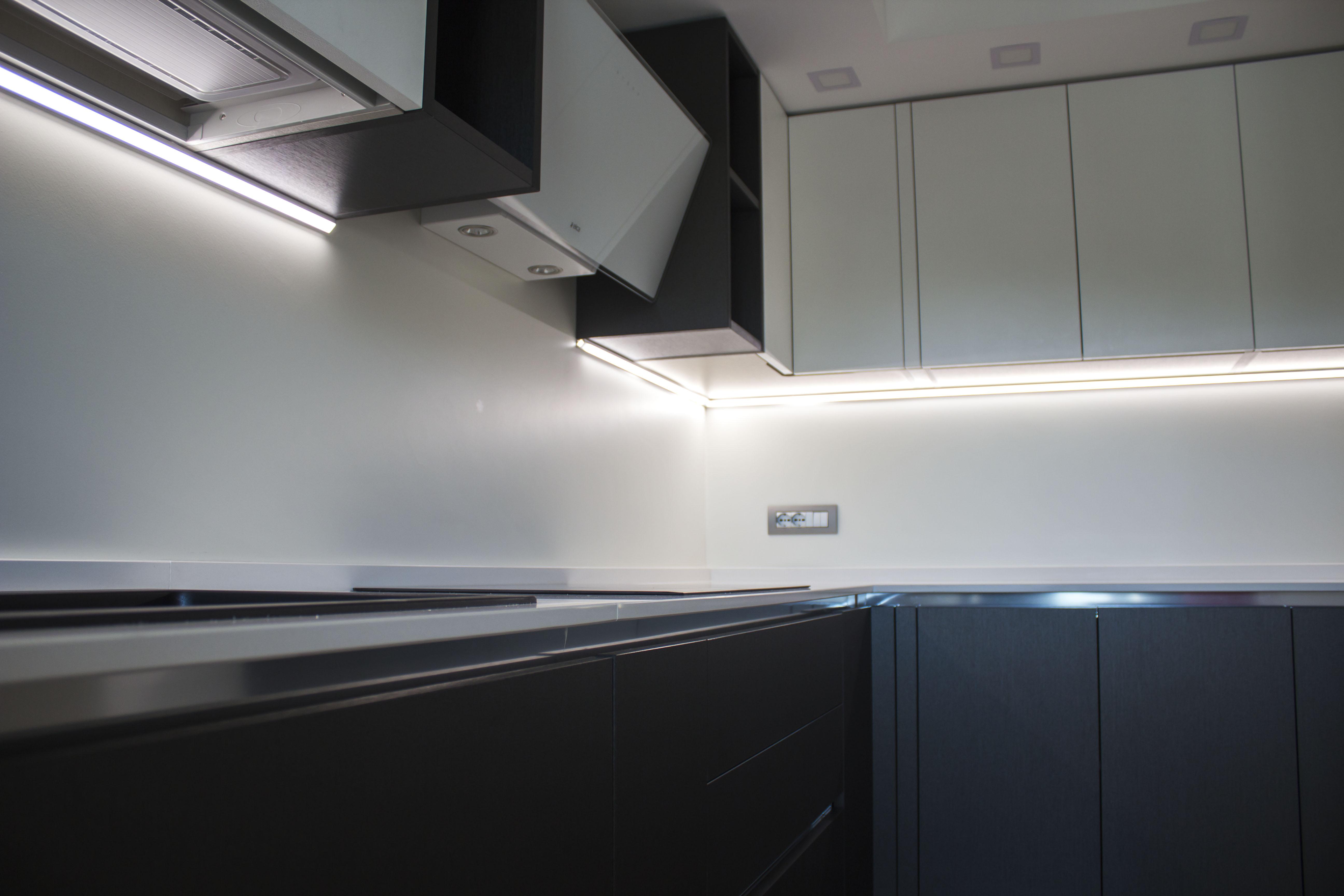 Una resina per rivestimento: originalità e raffinatezza in cucina