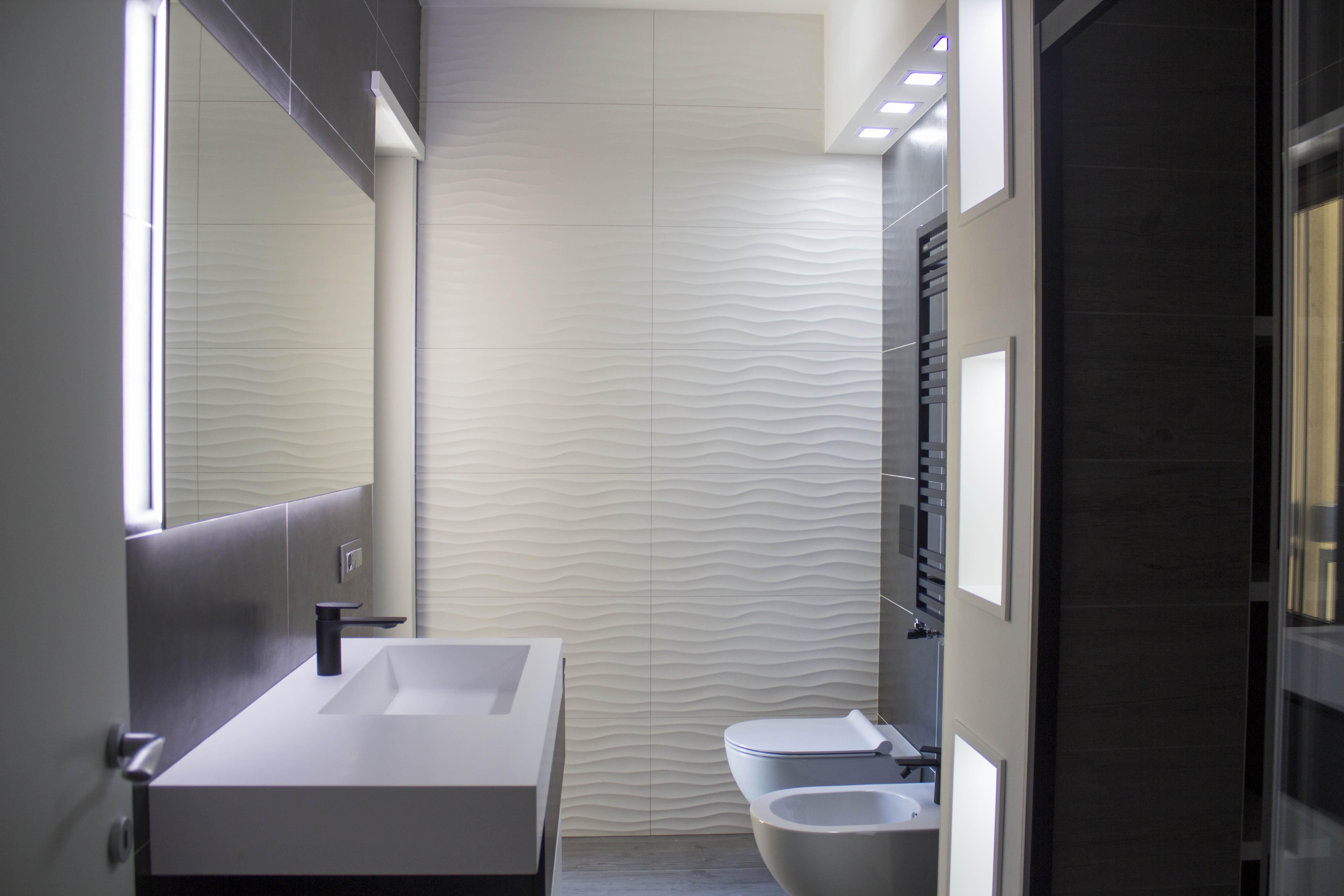 arredare casa con le giuste finiture: i bagni