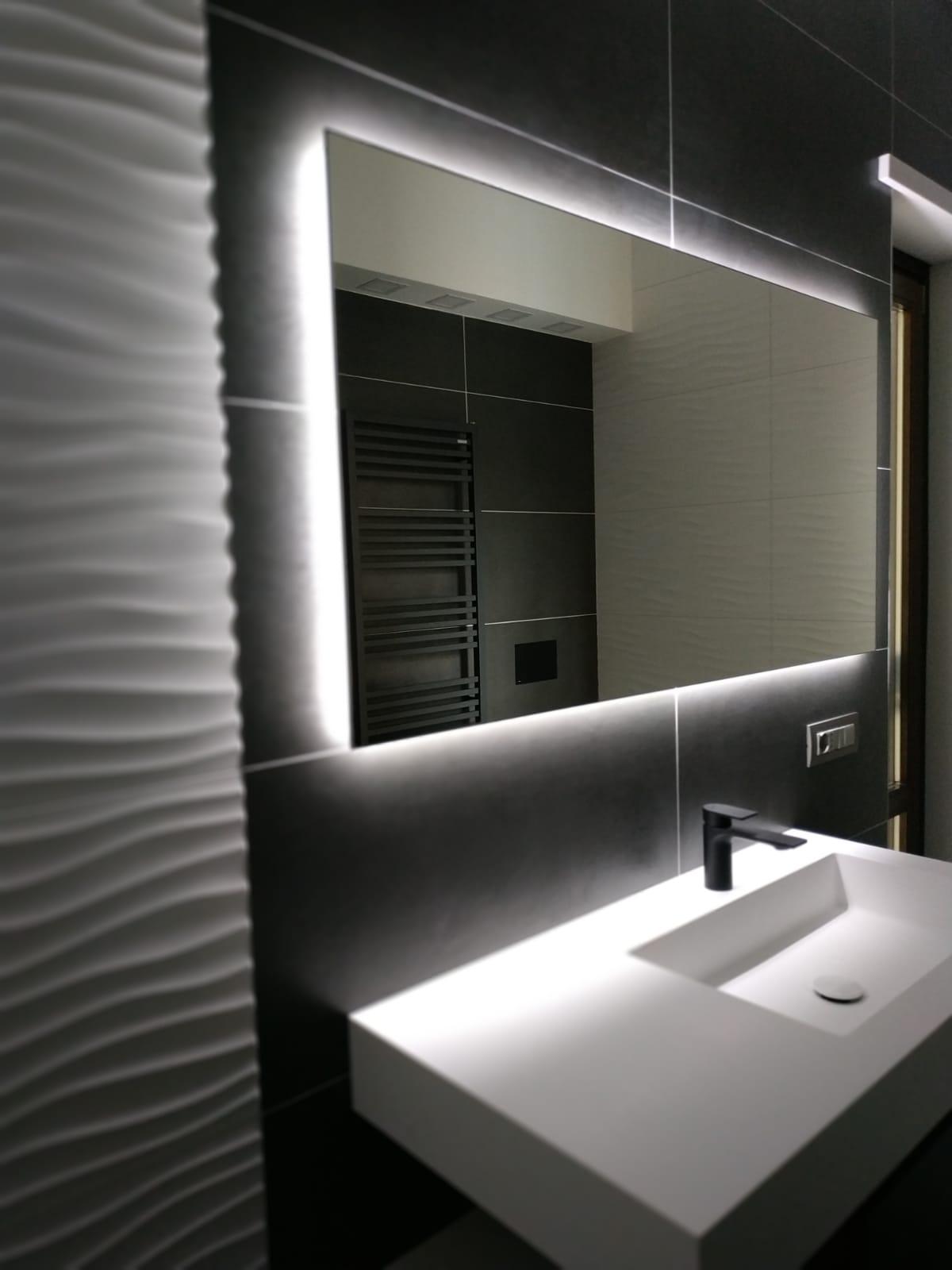 Immaginazione e maestria: e il bagno rivive!