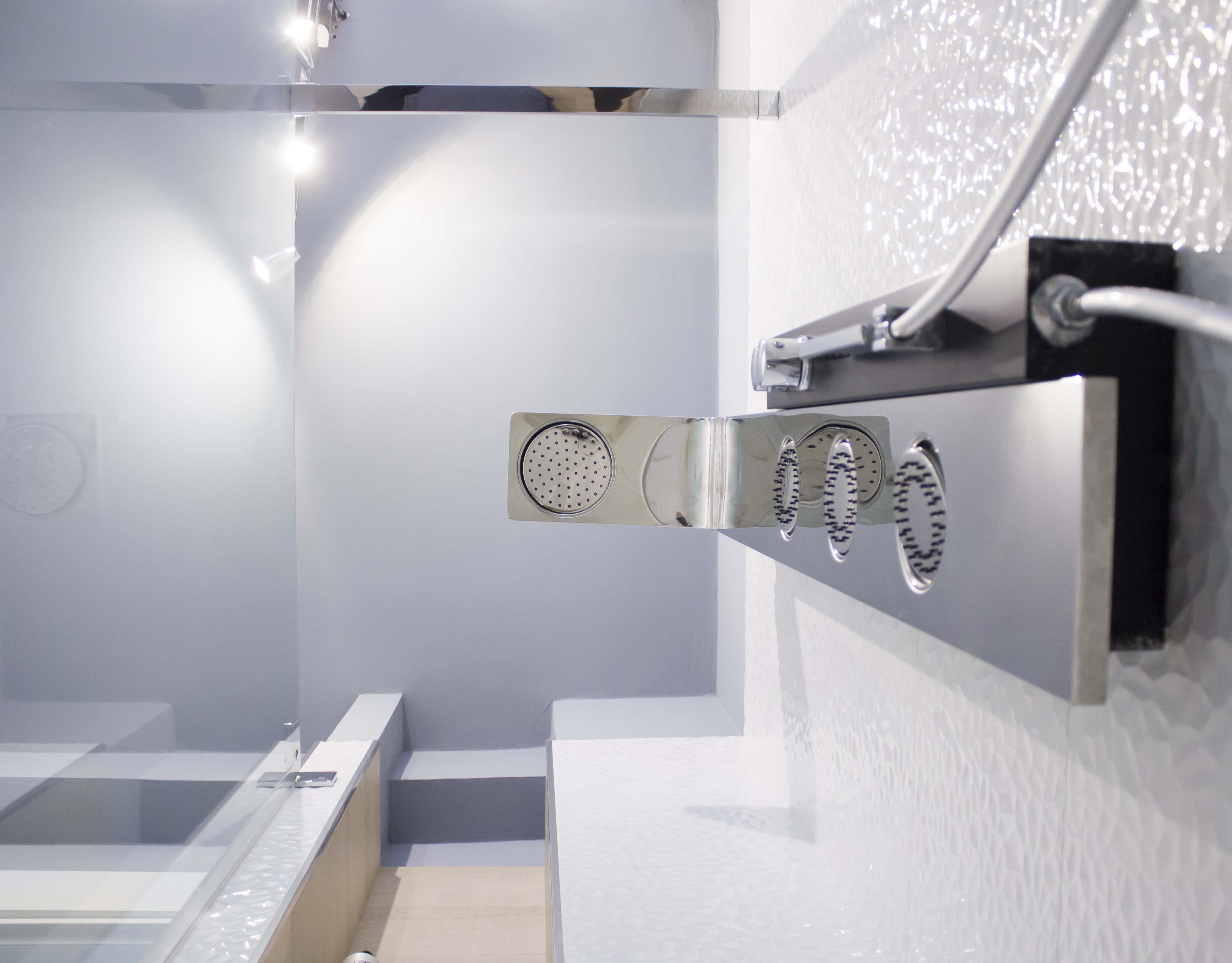 Stile Porcelanosa in bagno