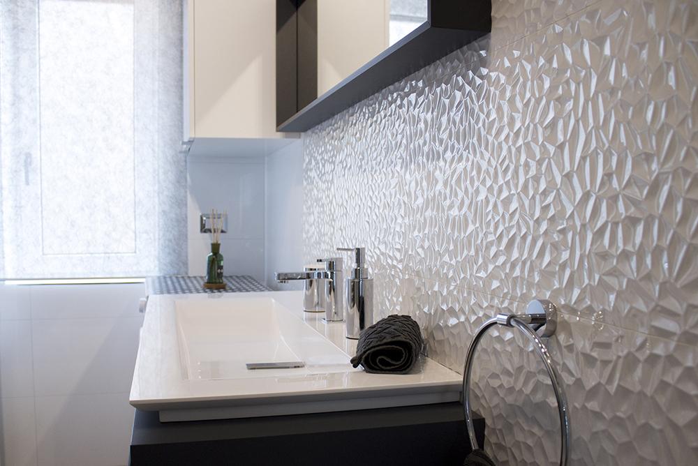 Lo stile Porcelanosa in bagno