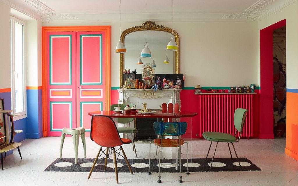 Come abbinare i colori in casa? La scienza dell'armocromia